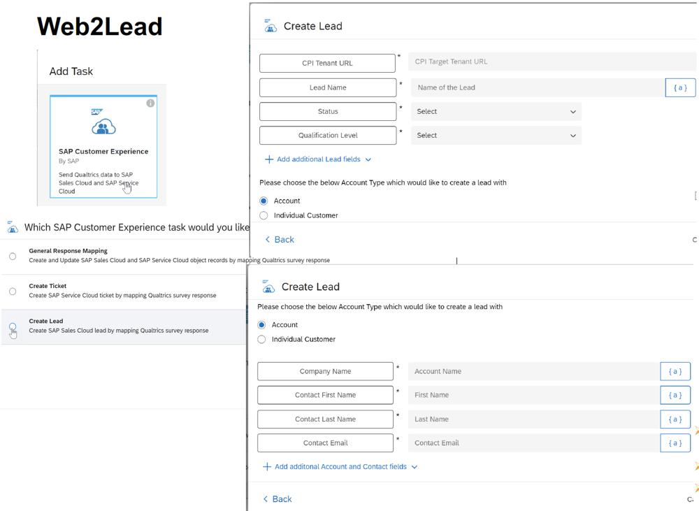 C4C Release 2102   Web2Lead   IBsolution
