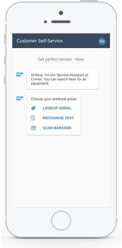 FSM Release 2105 Customer Self-Service neu