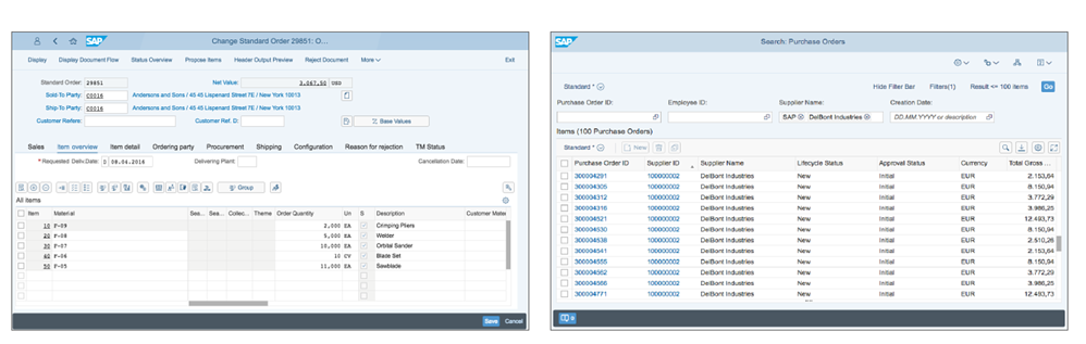 SAP S/4HANA | Fiori-Apps | IBsolution