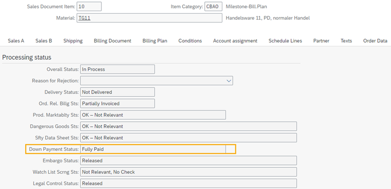 SAP S4HANA Cloud 2105 | Aufhebung Liefersperre | IBsolution