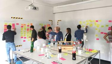 Design Thinking Workshop IBsolution