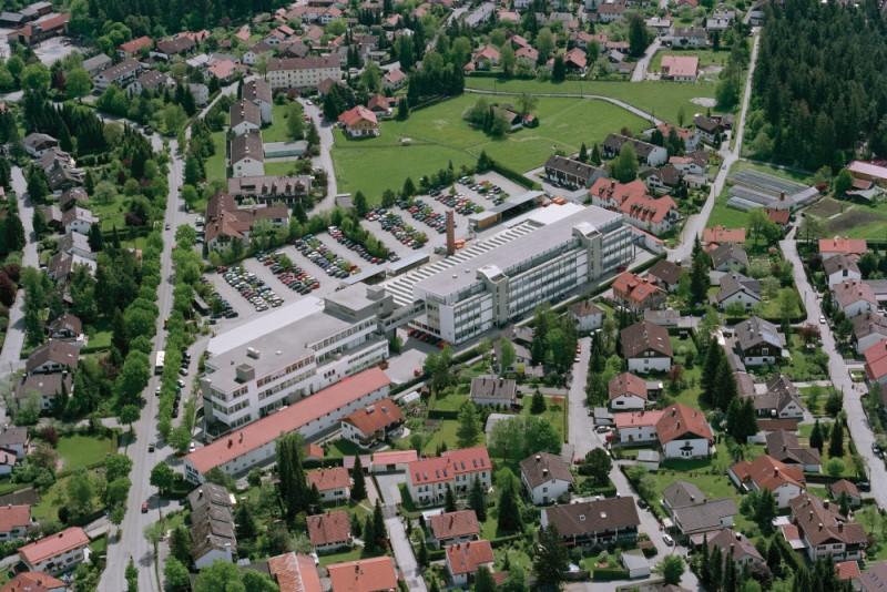 EagleBurgmann Headquarters Wolfratshausen | IBsolution