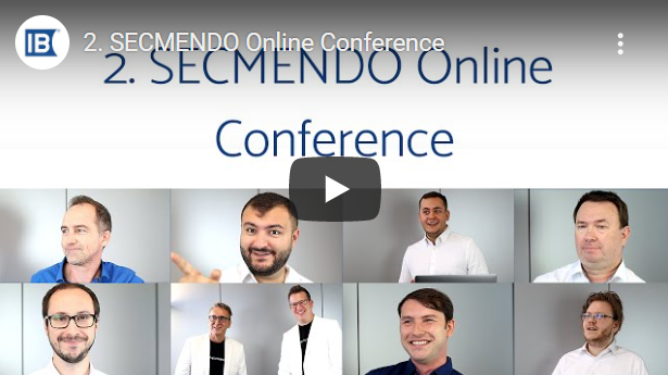 IBsolution 2. SECMENDO Online Conference