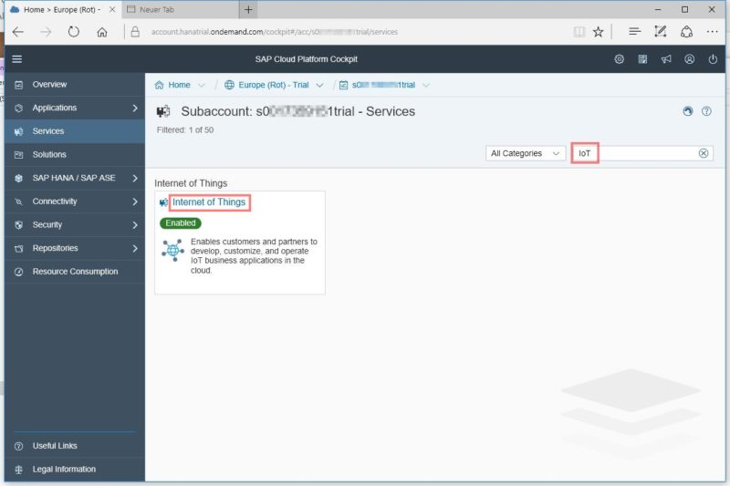 How to set up your IoT scenario using SAP Cloud Platform and