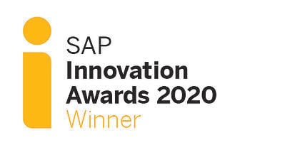Logo Winner SAP Innovation Awards PILLER IBsolution