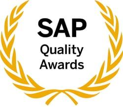 SAP Quality Awards Logo web