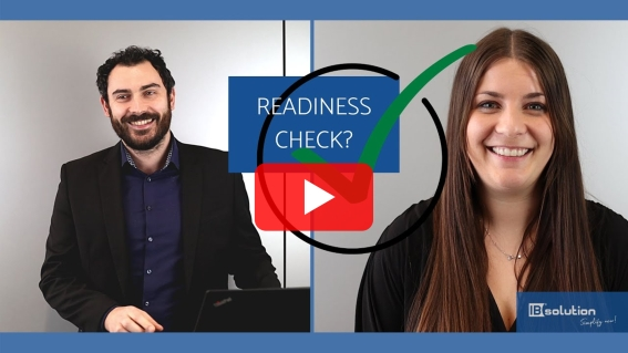 Video Thumbnail Was ist der Readiness Check bei SAP S4HANA