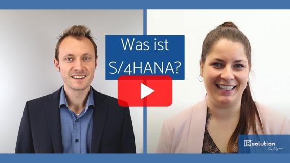 Video Thumbnail Was ist eigentlich SAP S4HANA