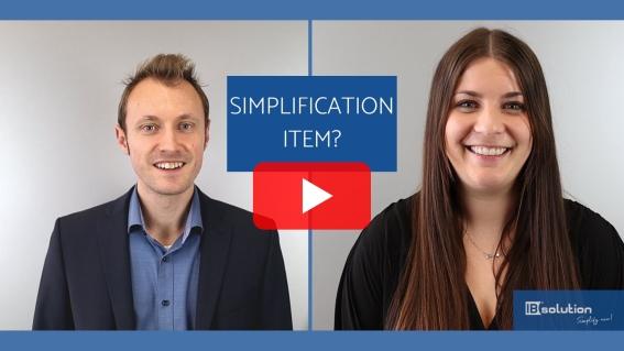 Video Thumbnail Was ist ein Simplification Item