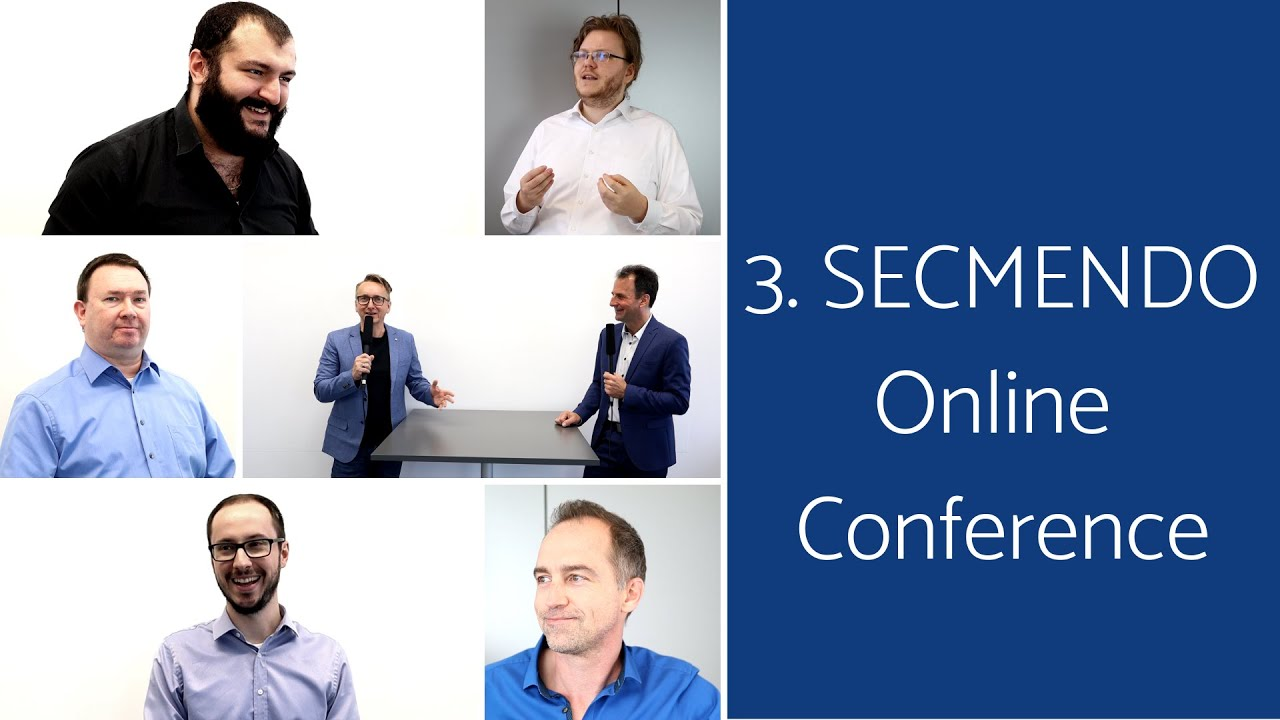 3. SECMENDO Online Conference