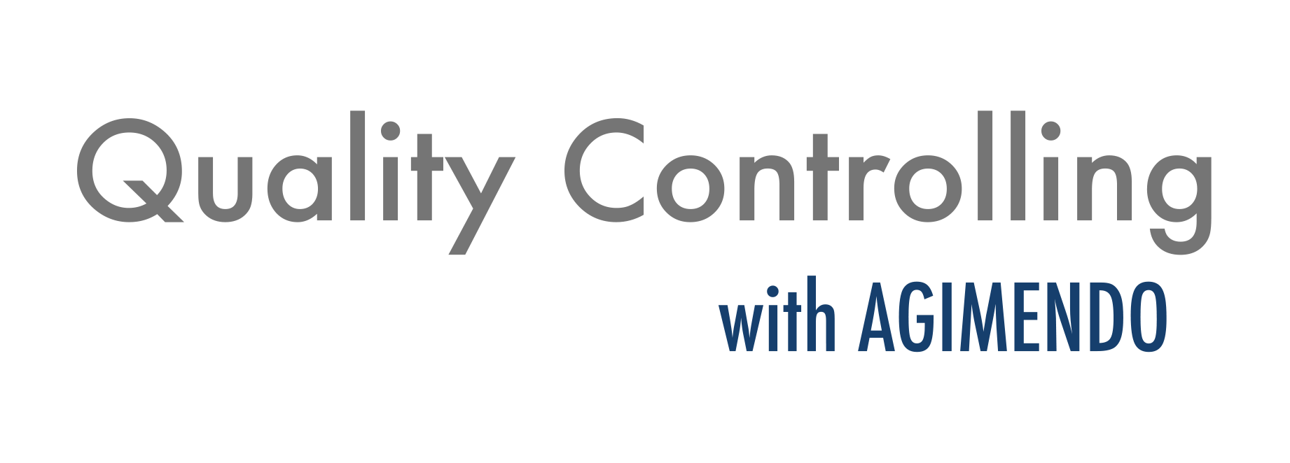 AGIMENDO.lösungen_quality-controlling