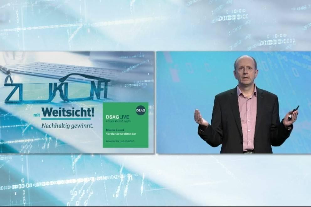 DSAGLIVE 2020 | Keynotes Marco Lenck und Christian Klein | IBsolution