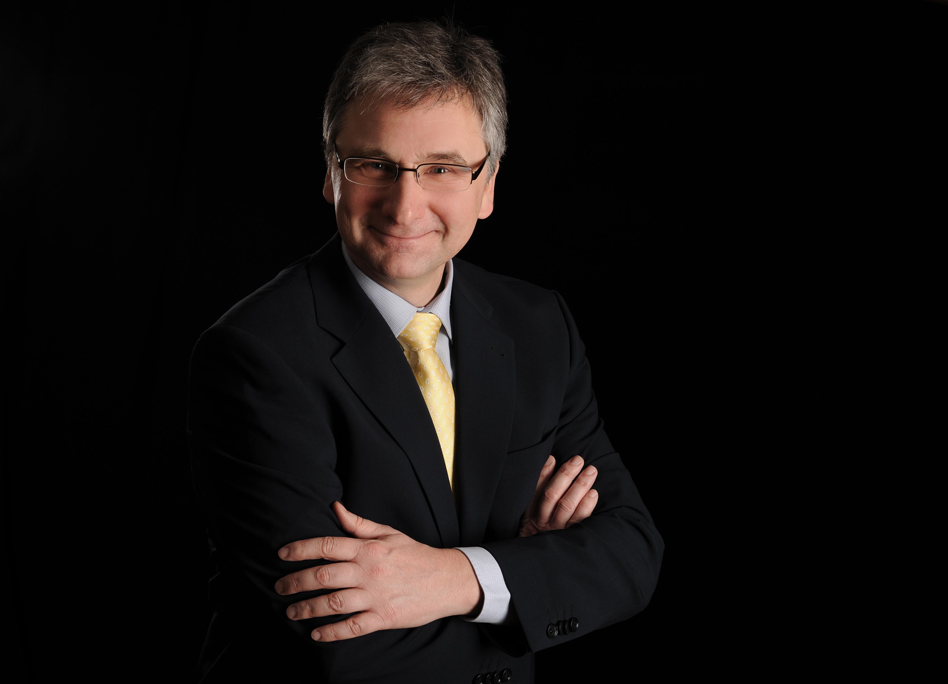 Robert Raß, Leiter Prozesse, Informationen & Datenschutz, PROFI Engineering Systems AG
