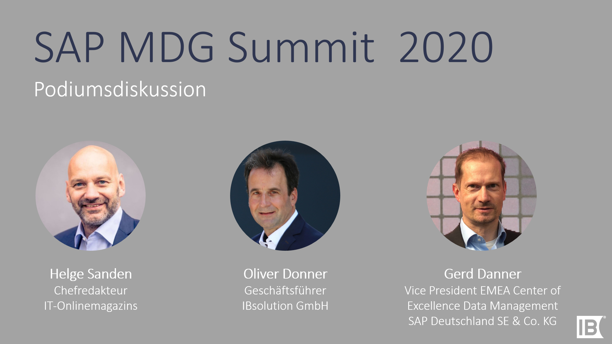 Thumbnail Podiumsdiskussion MDG Summit 2020-neu