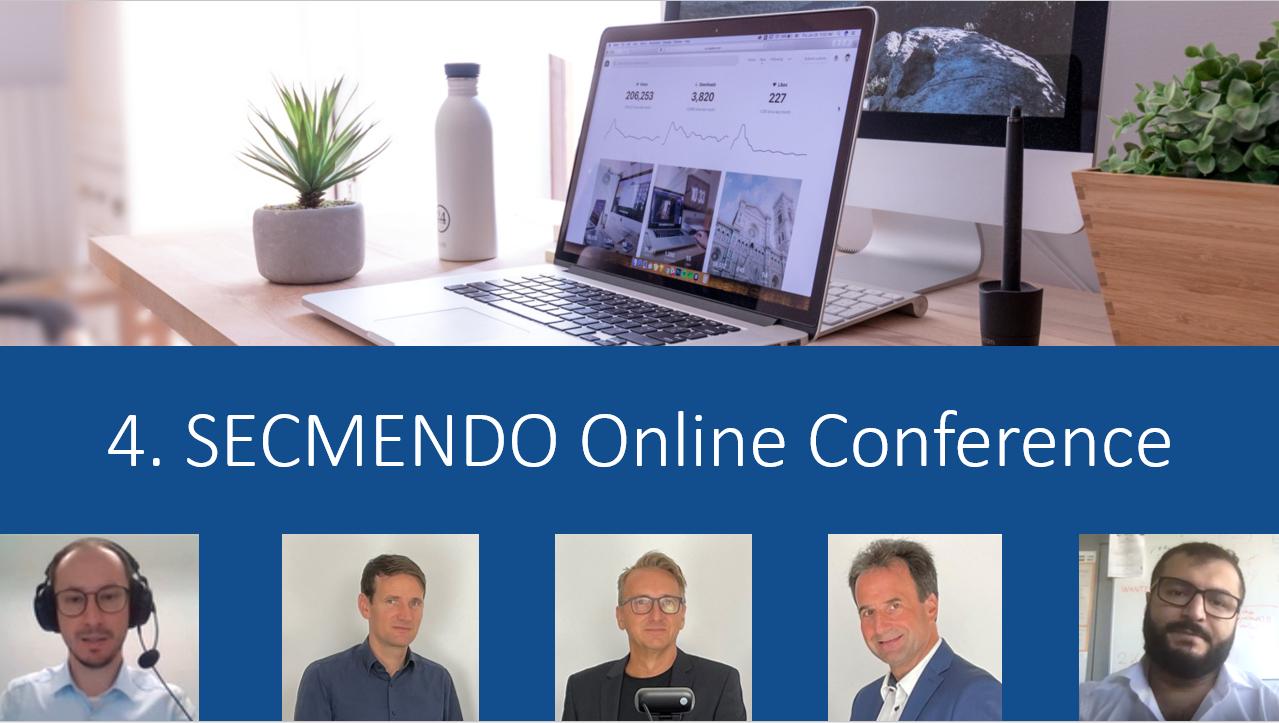 4. SECMENDO Online Conference