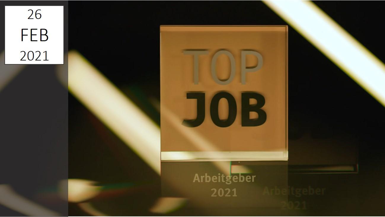 IBsolution Top Job 2021