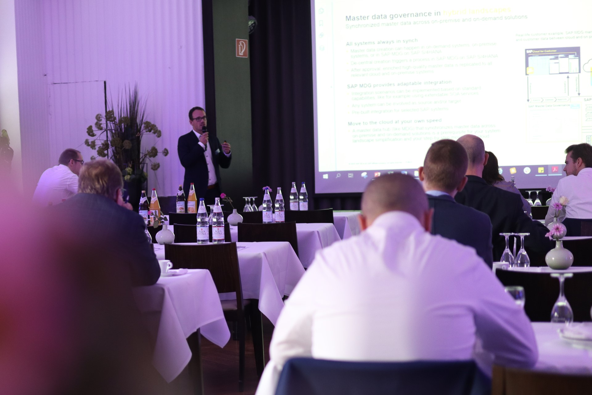 MDG Summit Mannheim | IBsolution