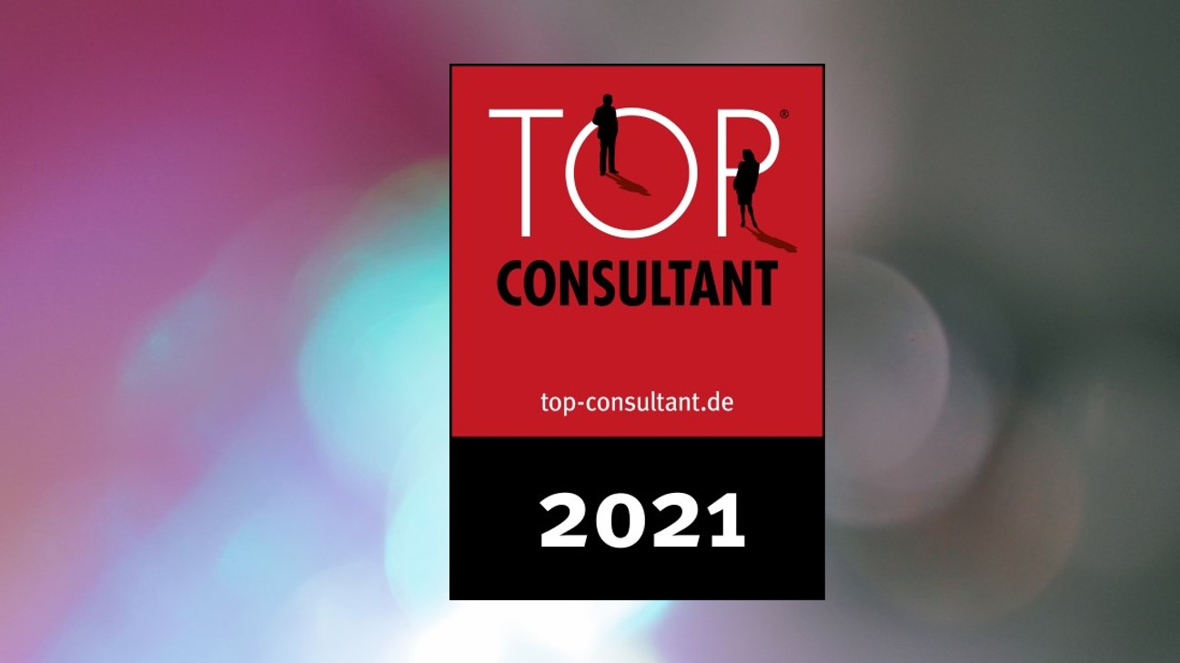 Top Consultant 2021 | IBsolution