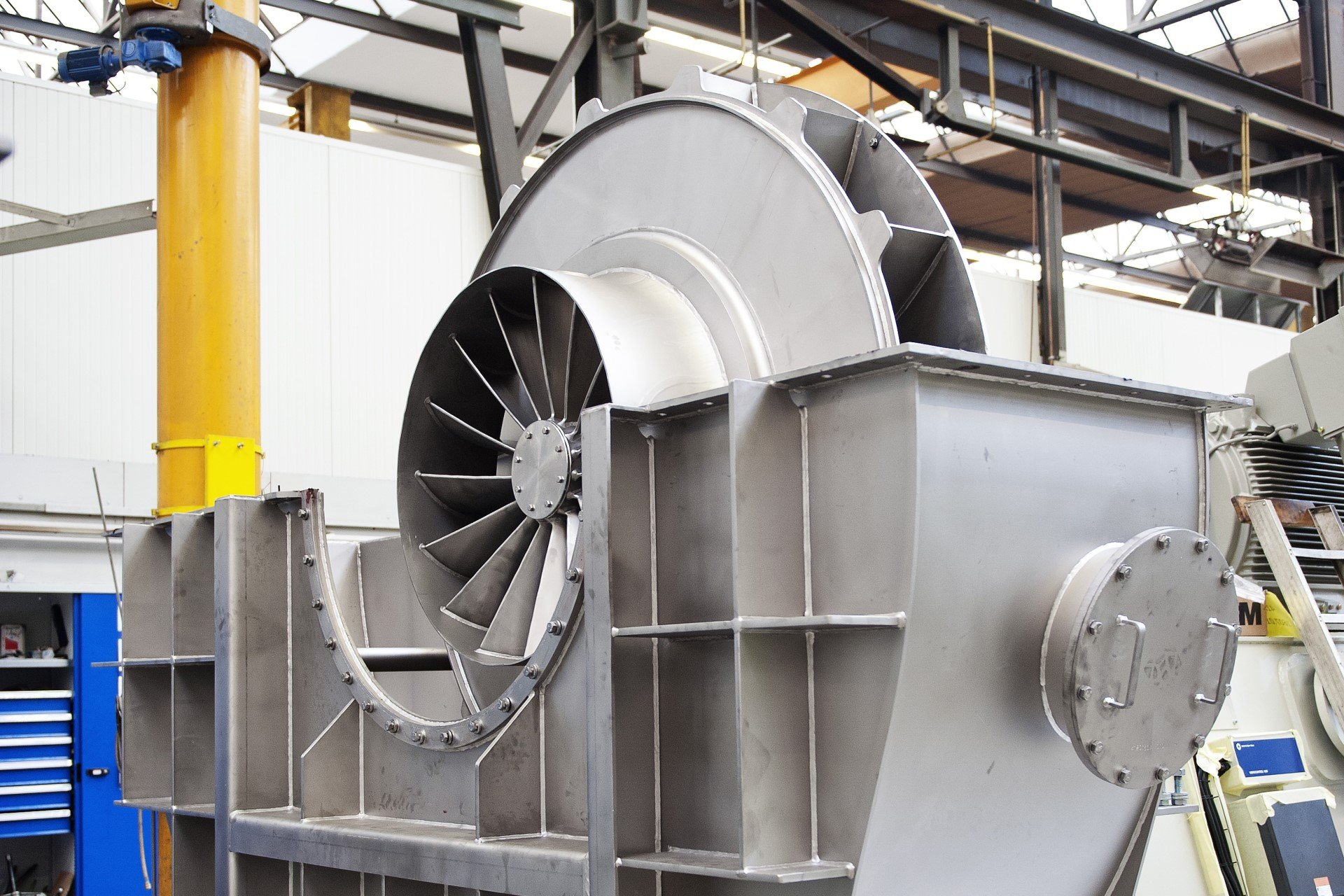 Piller Blowers & Compressors IBsolution Success Story