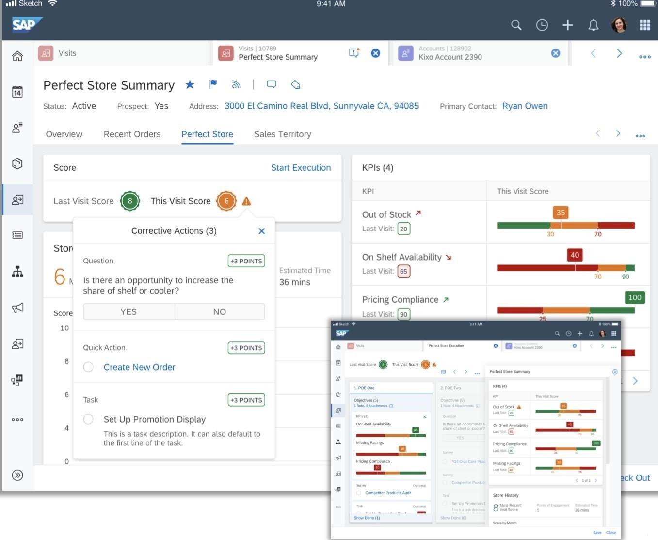 SAP Sales Cloud Retail Execution   Analytics   IBsolution