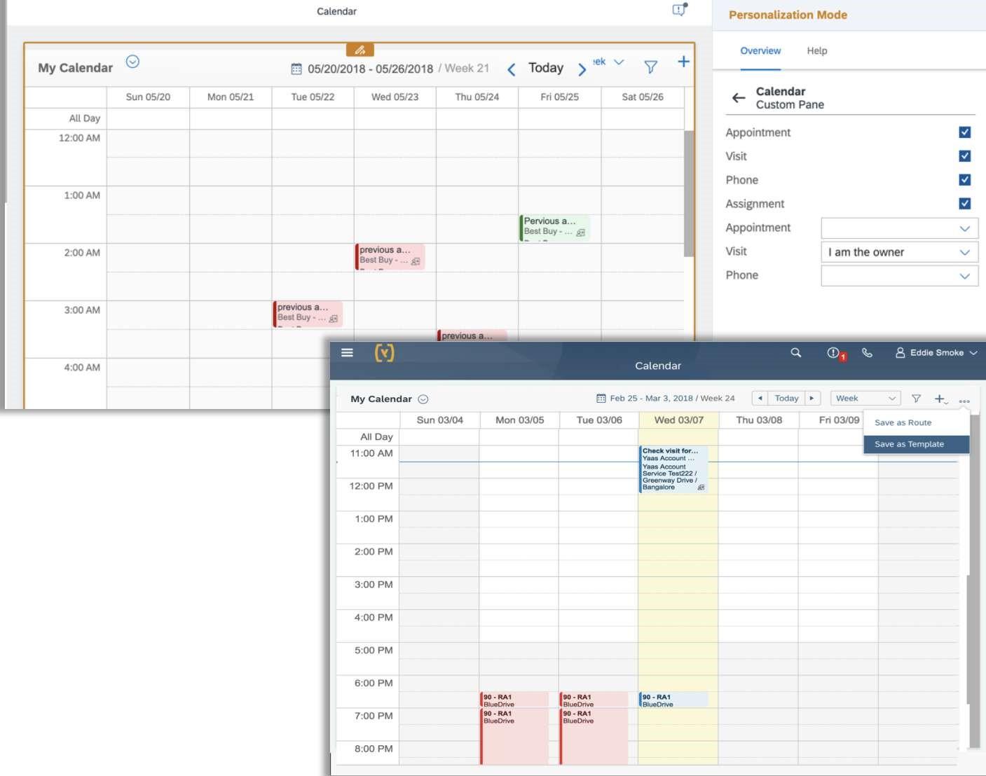 SAP Sales Cloud Retail Execution   Besuchsplanung   IBsolution